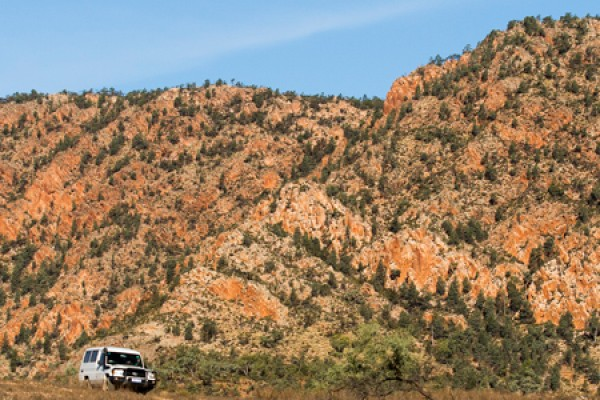 4WD Self-drive Tours